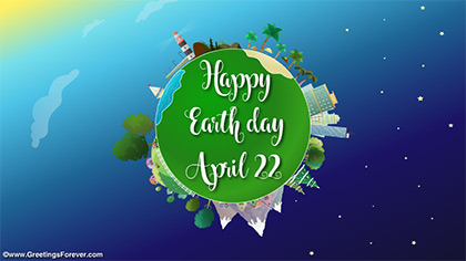 Earth Day ecard