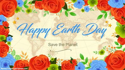 Save the Planet, Earth Day