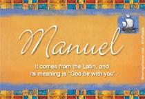 Name Manuel