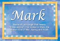 Name Mark
