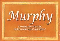Name Murphy