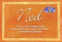 Name Ned
