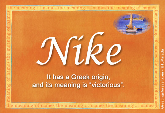 Nike Name Meaning - Nike name Origin, Name Nike, Meaning of the name Nike,  Baby Name Nike, meaning and origin of Nike, Nike name meaning, meaning of  Nike ...