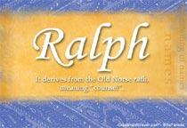Name Ralph