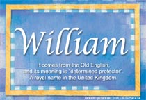 Name William