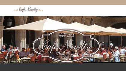 Café Novelty (Salamanca)