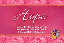 Name Hope