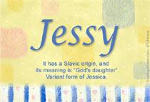Name Jessy