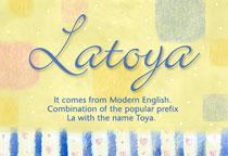 Name Latoya