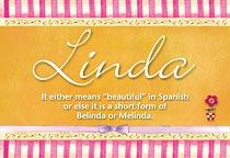 Name Linda