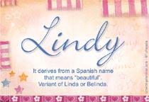 Name Lindy