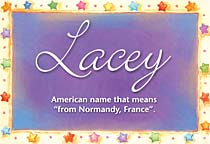 Name Lacey