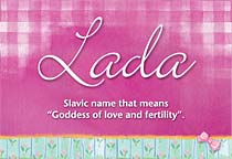 Name Lada
