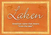 Name Laken