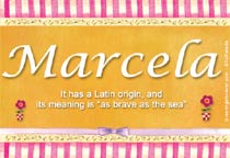 Name Marcela