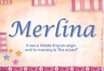 Name Merlina
