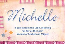 Name Michelle