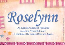 Name Roselynn