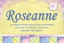Name Roseanne
