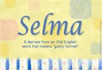Name Selma