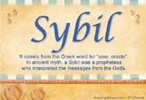 Name Sybil