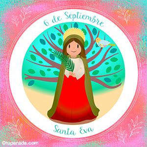 Día de Santa Eva, 6 de septiembre