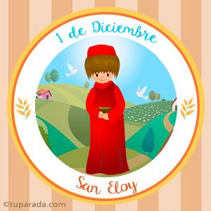 Día de San Eloy, 1 de diciembre