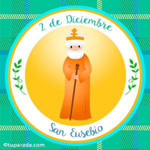Día de San Eusebio, 2 de diciembre
