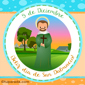 Día de San Dalmacio, 5 de diciembre