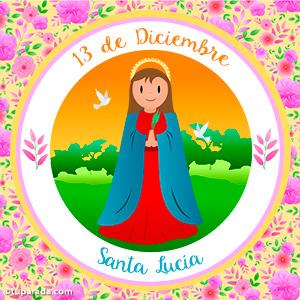 Día de Santa Lucía, 13 de diciembre