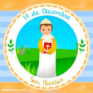 Día de San Nicasio, 14 de diciembre
