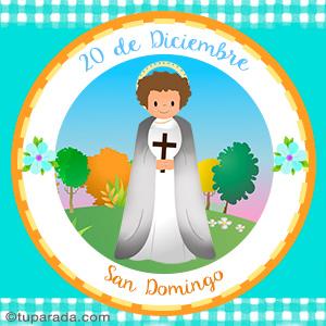 Día de San Domingo, 20 de diciembre