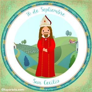 Día de San Cecilio, 16 de septiembre