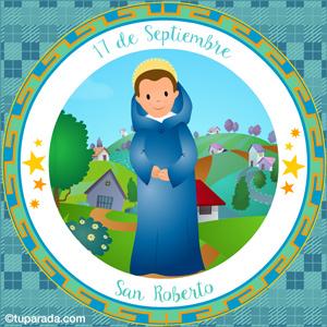 Día de San Roberto, 17 de septiembre