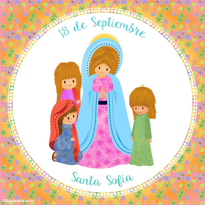 Ver fecha especial de Santa Sofía