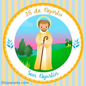 Día de San Agustín, 28 de agosto
