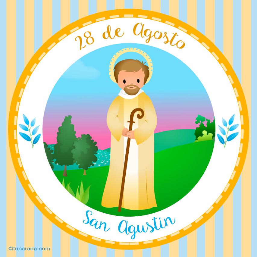 Ver fecha especial de San Agustín