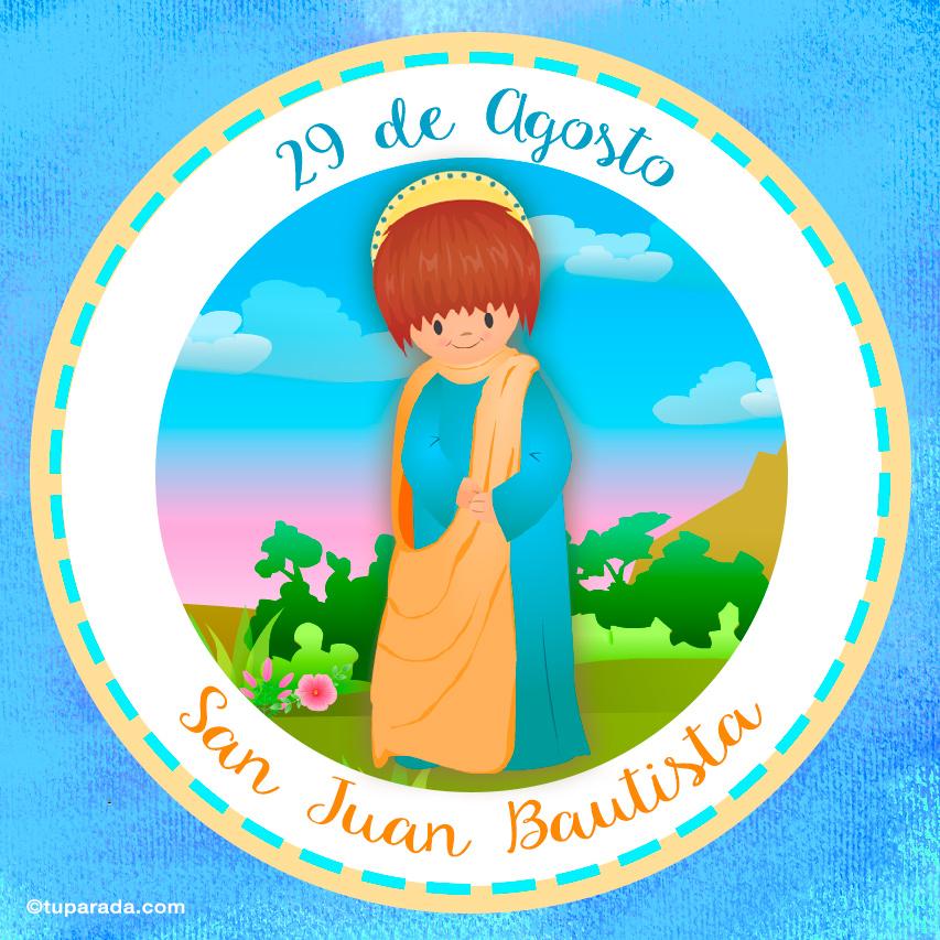 Ver fecha especial de San Juan Bautista