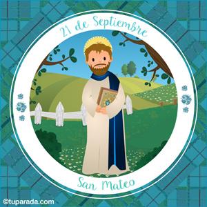 Día de San Mateo, 21 de septiembre