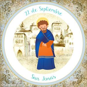 Día de San Jonás, 22 de septiembre