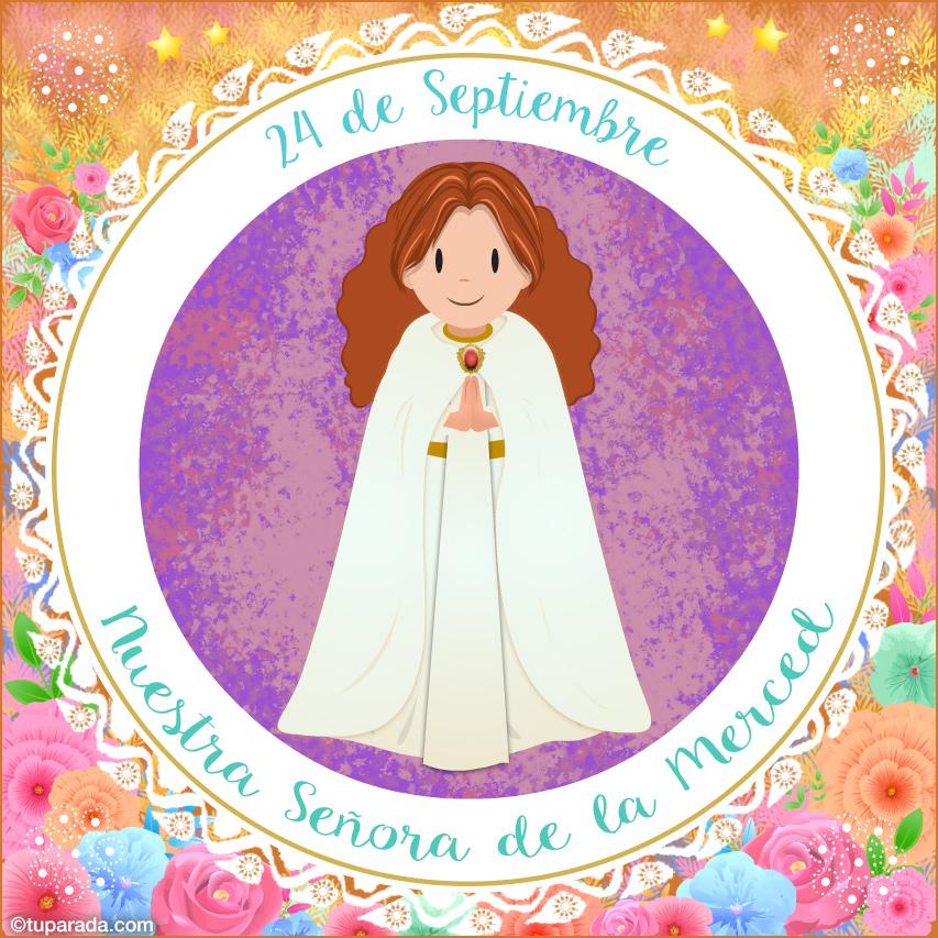 Ver fecha especial de Nuestra Señora de las Mercedes