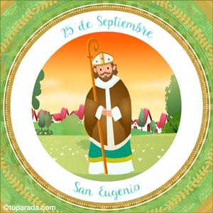 Día de San Eugenio, 25 de septiembre