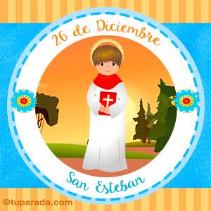 Día de San Esteban, 26 de diciembre