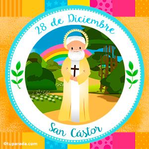 Día de San Cástor, 28 de diciembre
