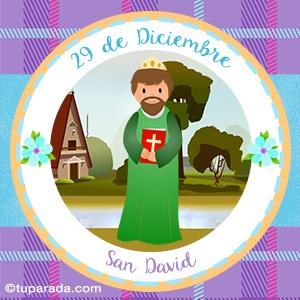 Día de San David, 29 de diciembre