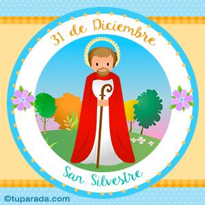 Día de San Silvestre, 31 de diciembre