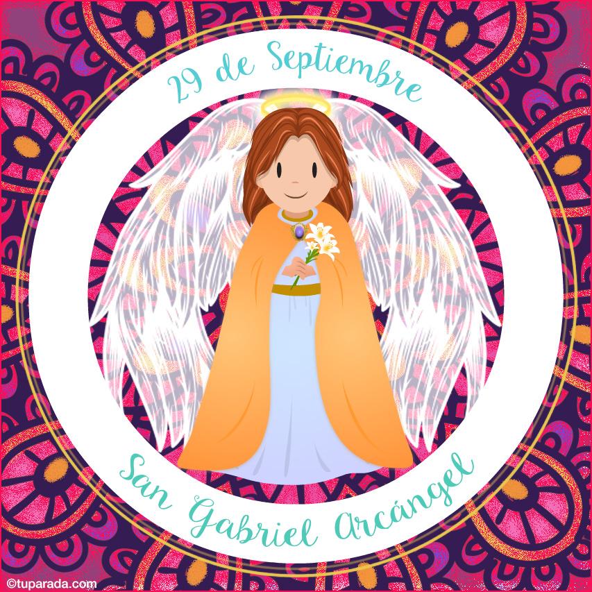 Ver fecha especial de Día de San Gabriel