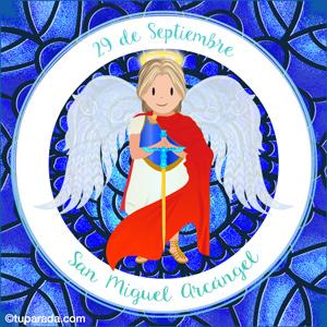 Día de San Miguel Arcángel, 29 de septiembre