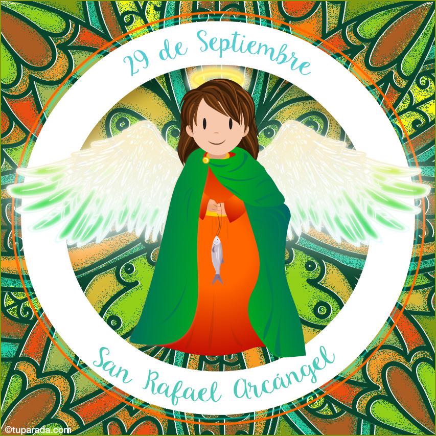 Ver fecha especial de Día de San Rafael