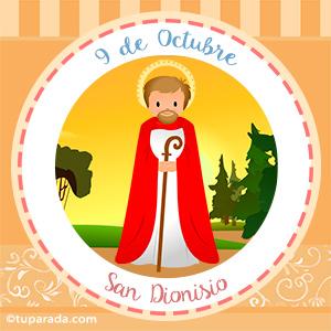 Día de San Dionisio, 9 de octubre